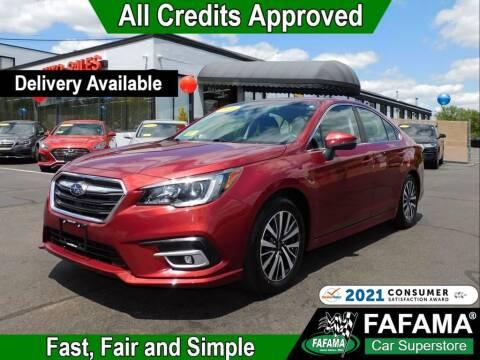 2018 Subaru Legacy for sale at FAFAMA AUTO SALES Inc in Milford MA