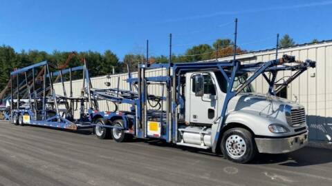 2011 Freightliner Columbia for sale at MILFORD AUTO SALES INC in Hopedale MA