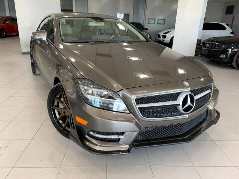 2012 Mercedes-Benz CLS for sale at Auto Mall of Springfield in Springfield IL