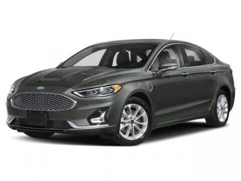 2020 Ford Fusion Energi for sale at STG Auto Group in Montclair CA