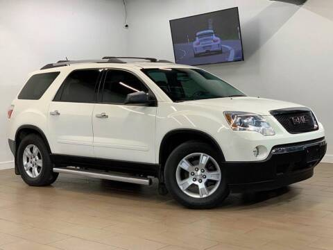 2012 GMC Acadia for sale at Texas Prime Motors in Houston TX