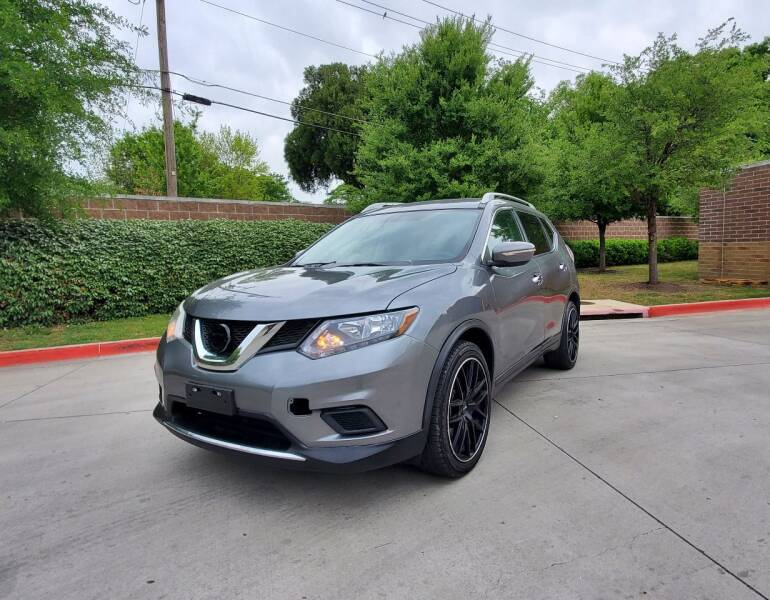 2015 Nissan Rogue for sale at International Auto Sales in Garland TX