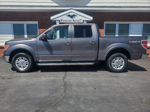 2014 Ford F-150 for sale at UPSTATE AUTO INC in Germantown NY