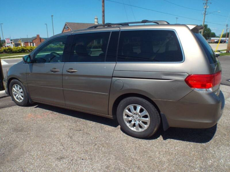 2008 Honda Odyssey for sale at Towne Auto Sales in Medina OH