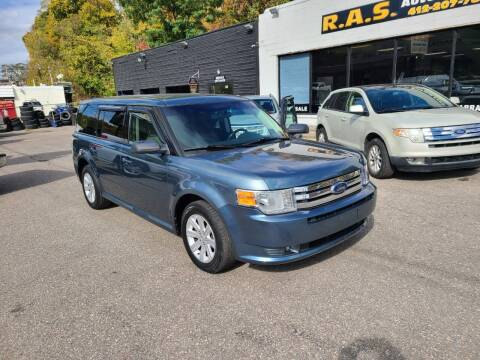 2010 Ford Flex for sale at R.A.S. Auto Sales Inc. in Pittsburgh PA