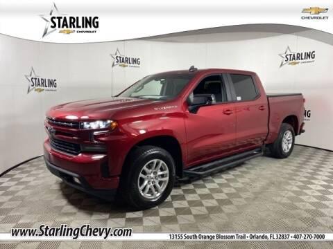2020 Chevrolet Silverado 1500 for sale at Pedro @ Starling Chevrolet in Orlando FL