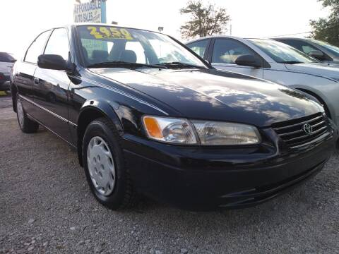 1999 Toyota Camry for sale at AFFORDABLE AUTO SALES OF STUART in Stuart FL