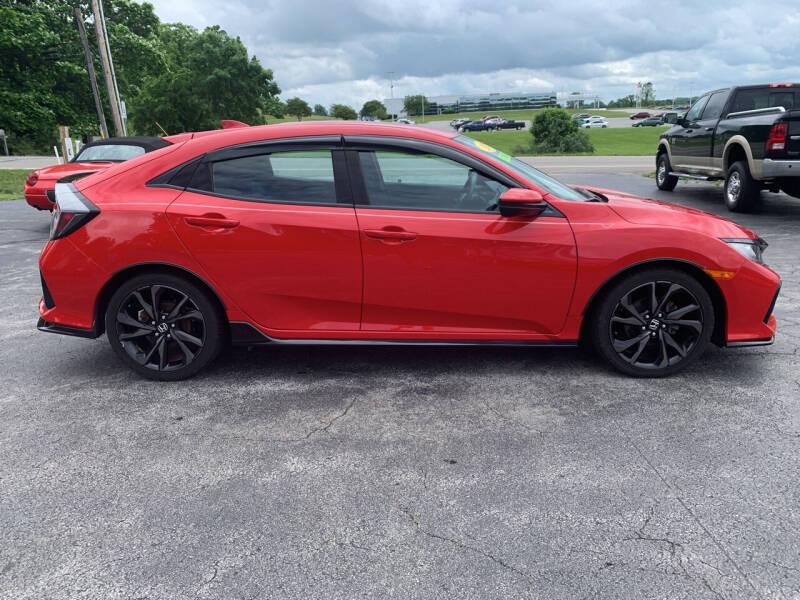 2017 Honda Civic for sale at Westview Motors in Hillsboro OH