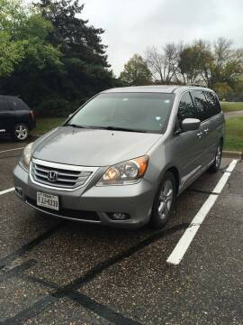2009 Honda Odyssey for sale at Specialty Auto Wholesalers Inc in Eden Prairie MN