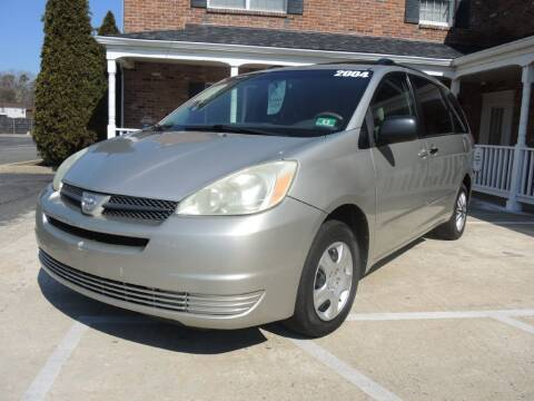 2004 Toyota Sienna for sale at My Car Auto Sales in Lakewood NJ