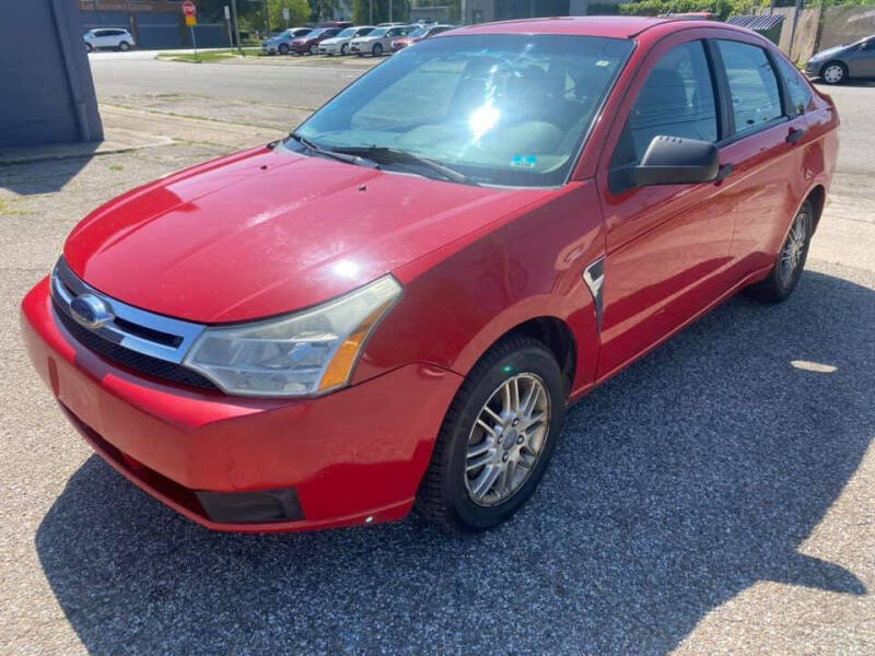 2008 Ford Focus for sale at Two Rivers Auto Sales Corp. in South Bend IN