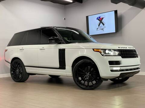 2013 Land Rover Range Rover for sale at TX Auto Group in Houston TX