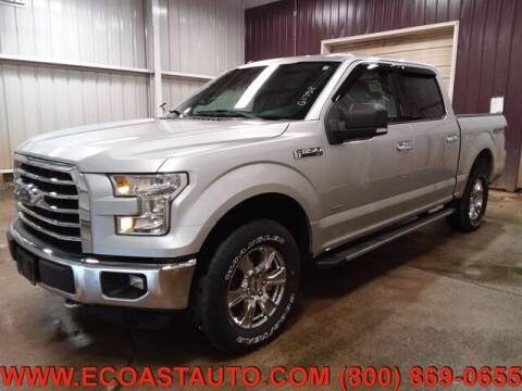2016 Ford F-150 for sale at East Coast Auto Source Inc. in Bedford VA