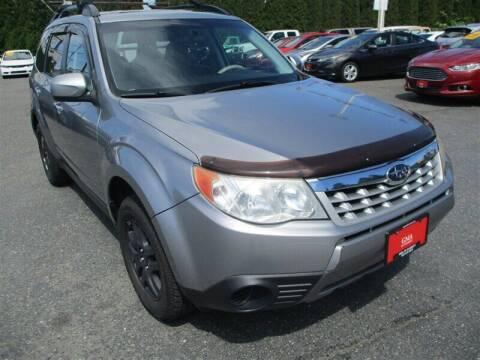 2011 Subaru Forester for sale at GMA Of Everett in Everett WA