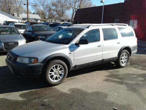 2005 Volvo XC70 for sale at B Quality Auto Check in Englewood CO
