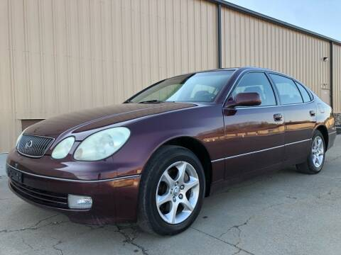 2004 Lexus GS 300 for sale at Prime Auto Sales in Uniontown OH