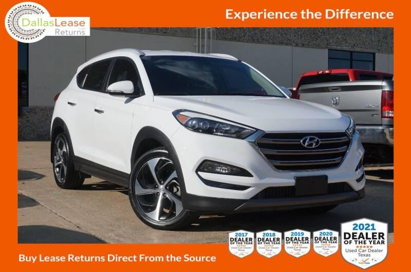 2016 Hyundai Tucson for sale at Dallas Auto Finance in Dallas TX