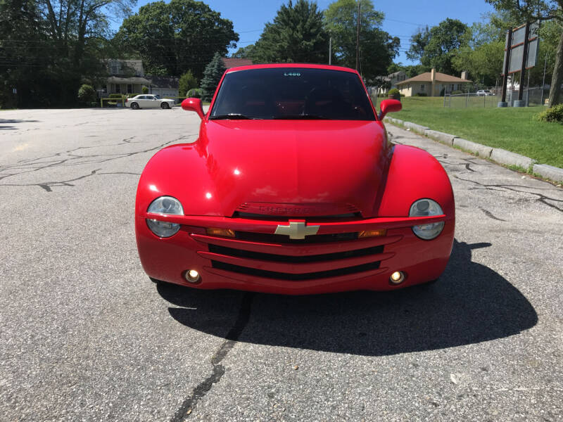 2004 Chevrolet SSR for sale at Worldwide Auto Sales in Fall River MA
