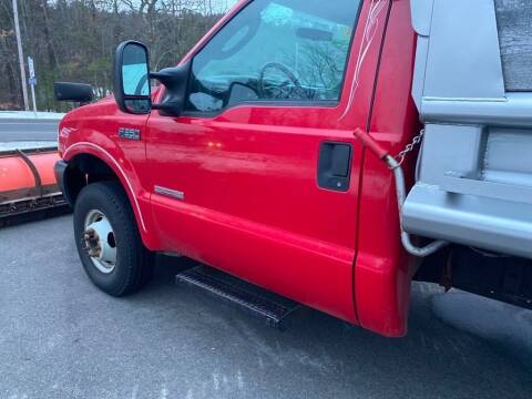 2004 Ford F-350 Super Duty for sale at KRG Motorsport in Goffstown NH