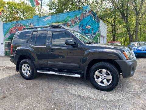 2011 Nissan Xterra for sale at Showcase Motors in Pittsburgh PA