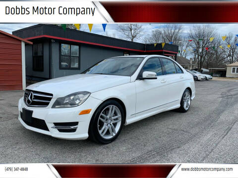 2014 Mercedes-Benz C-Class for sale at Dobbs Motor Company in Springdale AR