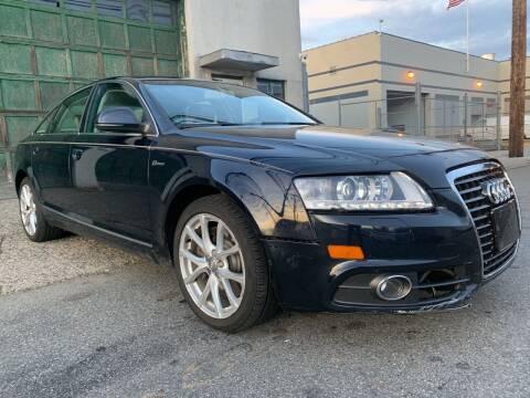2011 Audi A6 for sale at O A Auto Sale in Paterson NJ