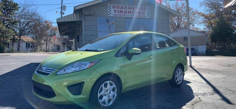 2013 Ford Fiesta for sale at Howard Johnson's  Auto Mart, Inc. in Hot Springs AR