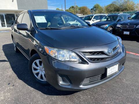 2013 Toyota Corolla for sale at KAYALAR MOTORS in Houston TX