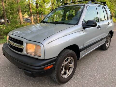 2000 Chevrolet Tracker for sale at Next Autogas Auto Sales in Jacksonville FL