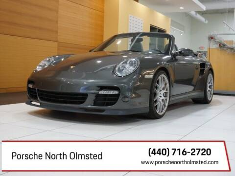 2008 Porsche 911 for sale at Porsche North Olmsted in North Olmsted OH