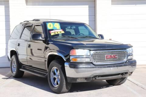 2004 GMC Yukon for sale at MG Motors in Tucson AZ