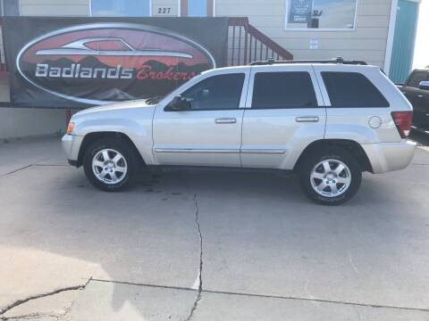 2010 Jeep Grand Cherokee for sale at Badlands Brokers in Rapid City SD