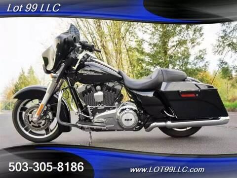2012 Harley-Davidson Custom for sale at LOT 99 LLC in Milwaukie OR