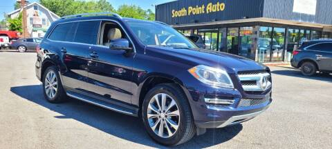 2015 Mercedes-Benz GL-Class for sale at South Point Auto Plaza, Inc. in Albany NY