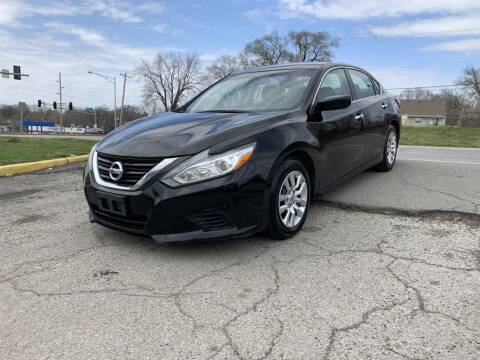 2016 Nissan Altima for sale at InstaCar LLC in Independence MO