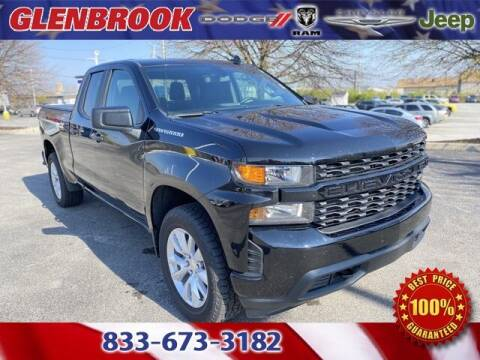 2020 Chevrolet Silverado 1500 for sale at Glenbrook Dodge Chrysler Jeep Ram and Fiat in Fort Wayne IN