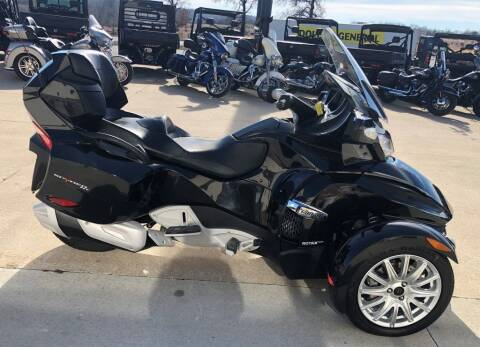 2016 Can-Am SPYDER RT-Limited for sale at Head Motor Company - Head Indian Motorcycle in Columbia MO