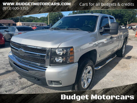 2010 Chevrolet Silverado 1500 for sale at Budget Motorcars in Tampa FL