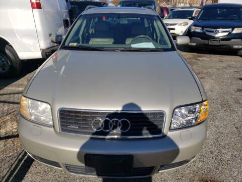 2003 Audi A6 for sale at Jimmys Auto INC in Washington DC