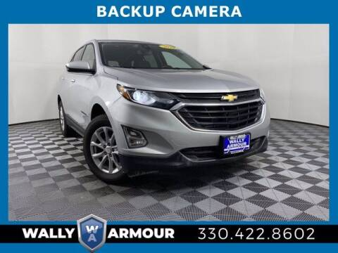 2020 Chevrolet Equinox for sale at Wally Armour Chrysler Dodge Jeep Ram in Alliance OH