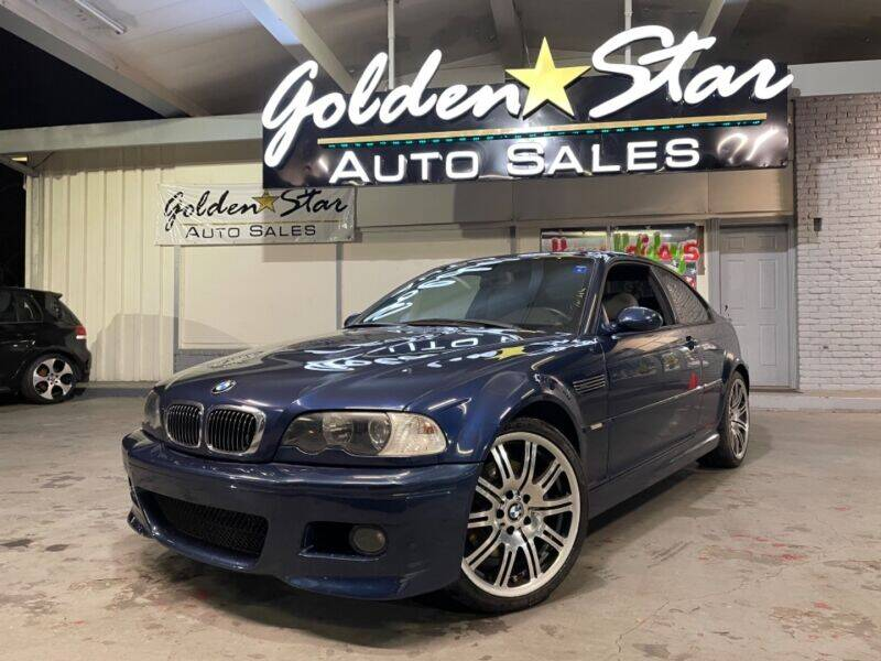 2004 BMW M3 for sale at Golden Star Auto Sales in Sacramento CA