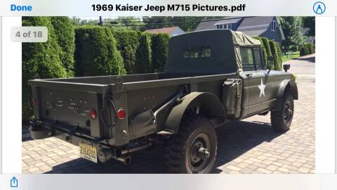 1969 Kaiser Special