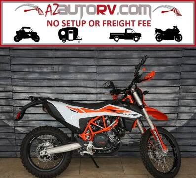 2020 KTM 690 Enduro R for sale at AZautorv.com in Mesa AZ