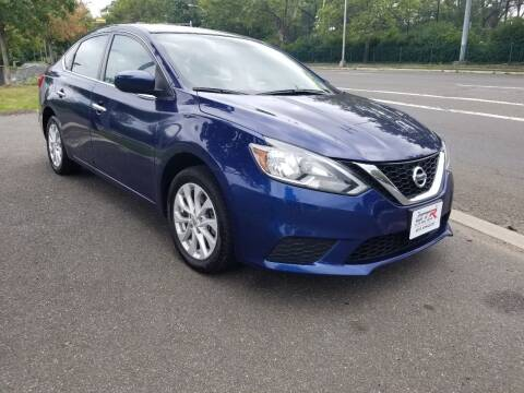 2018 Nissan Sentra for sale at GTR Auto Solutions in Newark NJ