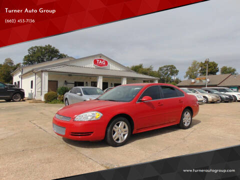 2013 Chevrolet Impala for sale at Turner Auto Group in Greenwood MS