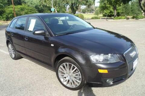 2008 Audi A3 for sale at CAR PLUS in Modesto CA