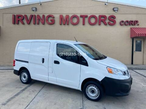 2019 Nissan NV200 for sale at Irving Motors Corp in San Antonio TX