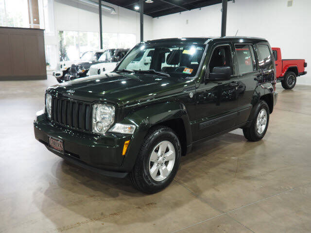 2012 Jeep Liberty 4x4 Sport 4dr SUV - Montclair NJ