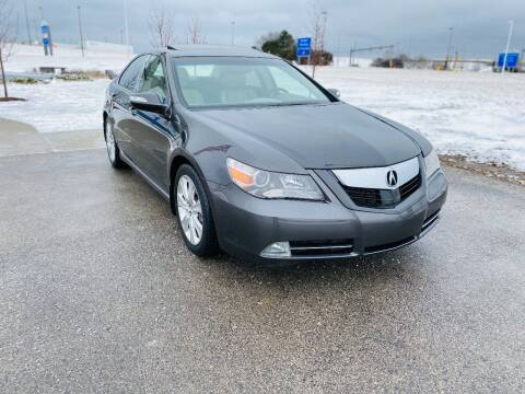 2009 Acura RL for sale at Airport Motors in Saint Francis WI
