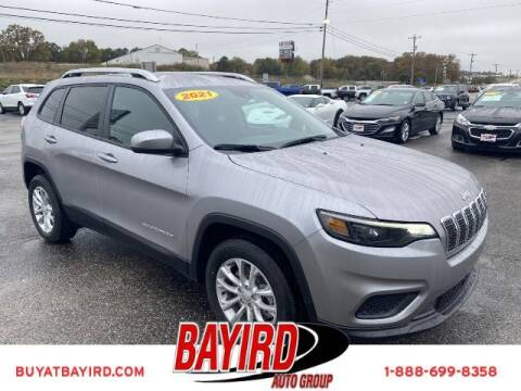 2021 Jeep Cherokee for sale at Bayird Truck Center in Paragould AR
